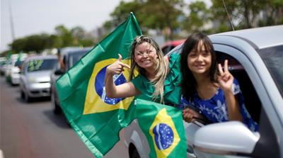 Brazil elections 2018: Vote counting begins in polarised polls