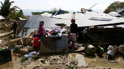 Palu disaster: Road to recovery after escaping the 'Apocalypse'