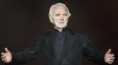 Charles Aznavour to the East of his Eden