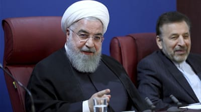 Rouhani: New US sanctions have no effect on Iran's economy