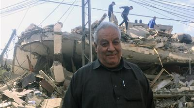 Israeli family describes close call when Hamas rocket landed on house