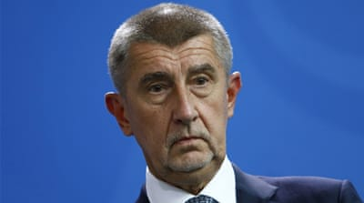 Czech PM faces calls to step down after fraud scandal allegations