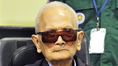Cambodia: Khmer Rouge leaders guilty of genocide, court rules
