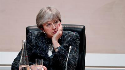 Britain is now in its deepest political crisis since the second world war, writes Dearden [Reuters]
