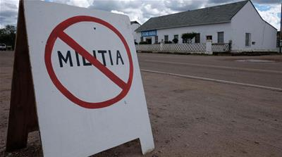 Welcome to Arivaca: Where residents want anti-migrant militia out