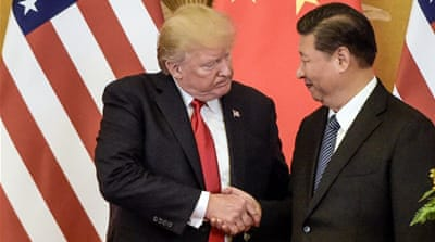 China-US tensions rise ahead of Xi-Trump trade talk