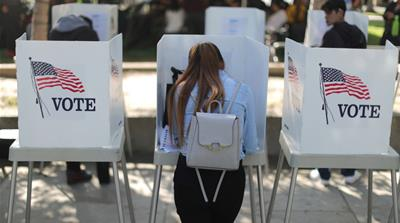 US says foreign meddling didn't affect 2018 election systems