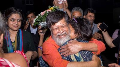 Photographer Shahidul Alam released on bail from Bangladesh jail
