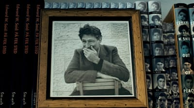 Edward Said: 'Out of Place'