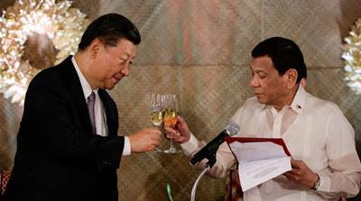 The Philippines: Made in China?