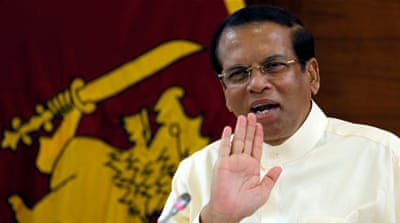'Not in my lifetime': Sirisena rules out ever restoring ousted PM