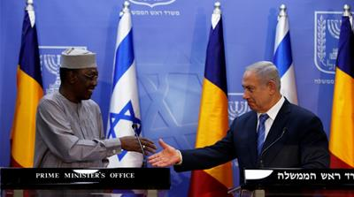 Israel, Chad renew diplomatic ties, says Benjamin Netanyahu