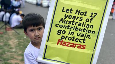 Afghan Hazaras slaughtered and Australian families want action