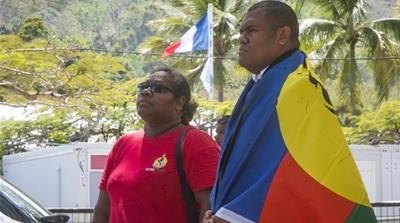 New Caledonia: High turnout in independence referendum