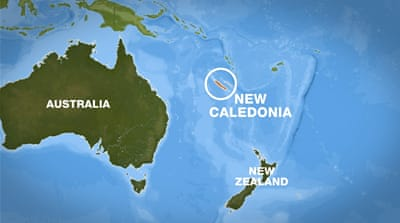 Strong aftershock follows magnitude 7.5 quake off New Caledonia