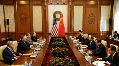 US, China to hold delayed diplomatic, security dialogue