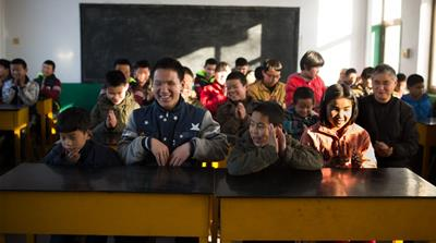 Ray of hope: A school for the visually impaired in rural China