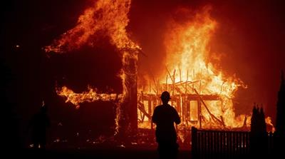 Who's responsible for California's deadliest and most destructive wildfire?