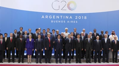 Is the G-20 facing an identity crisis?