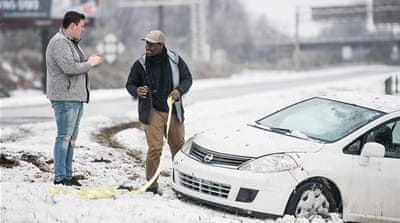 Coast to coast storm impacts millions across the United States