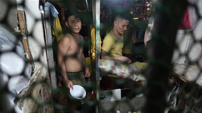 Locked up: Inside Manila City Jail