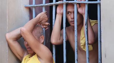 The Philippines: Locked Up