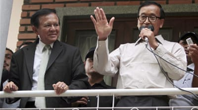 Trick or real? CNRP split over Cambodia move to ease politics ban