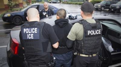 ICE watch: Turning the lens on US immigration agencies
