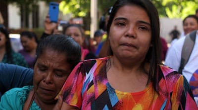 Salvadoran woman accused of trying to abort rapist's baby freed