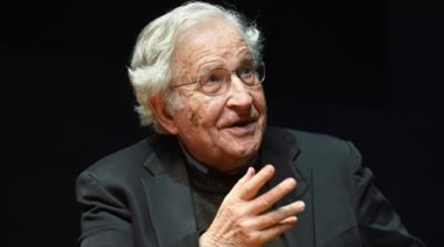 Noam Chomsky's Manufacturing Consent revisited