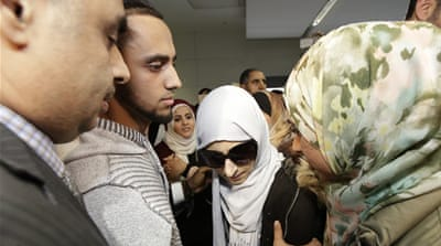 Yemeni mother arrives in US to visit dying son