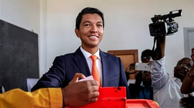 Ex-president Rajoelina closes in on Madagascar election win