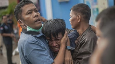 Indonesian tsunami almost impossible to predict: experts