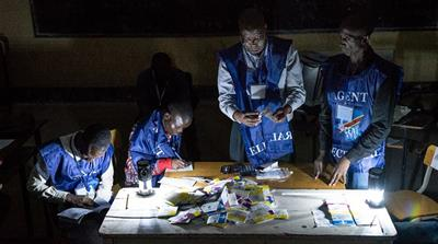 DRC Congo election: tensions mount as candidate appeals against result