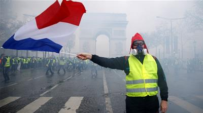 The 'yellow vest' movement explained