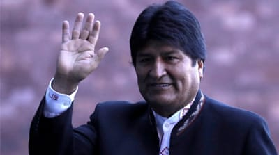 Bolivia court allows President Morales to run for fourth term