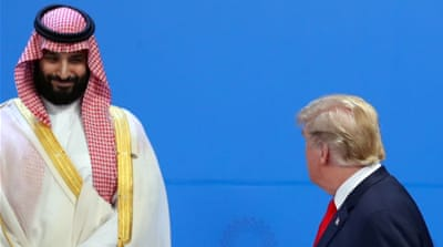 Trump's embrace of MBS puts both countries at risk