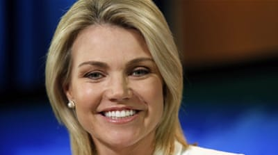 Trump names Heather Nauert as US ambassador to UN