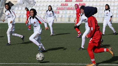 Afghanistan suspends football officials amid abuse allegations