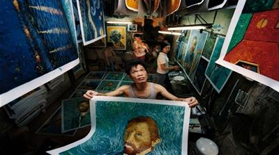 Dreaming of Vincent: China's Copy Artists