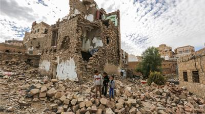 Yemen: Displaced in Sanaa's Old City