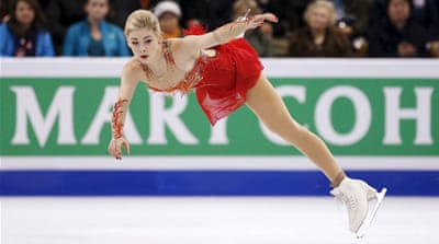 Eating disorders: The dark side of figure skating