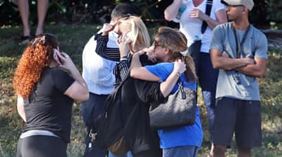 Florida shooting: Nikolas Cruz held on 17 murder counts