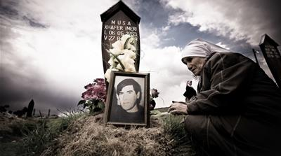 Kosovo: Remembering massacre victims and the missing