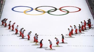 Pyeongchang 2018: Sport, politics and the media game