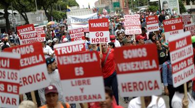 Talk of military intervention in Venezuela is absurd