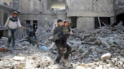 Syrian forces begin new offensive in Eastern Ghouta