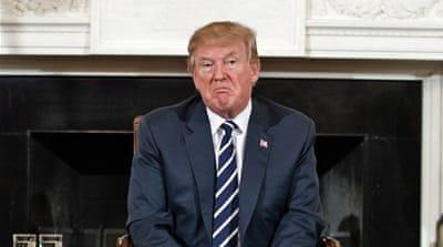 Donald Trump News The Latest From Al Jazeera