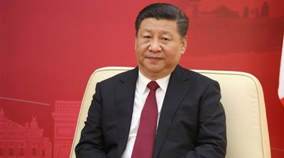 China's ruling party proposes to abolish presidential term limits