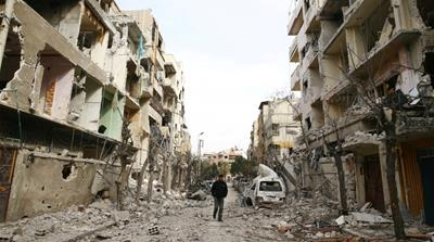 Eastern Ghouta students: It's suicide if we leave our basements